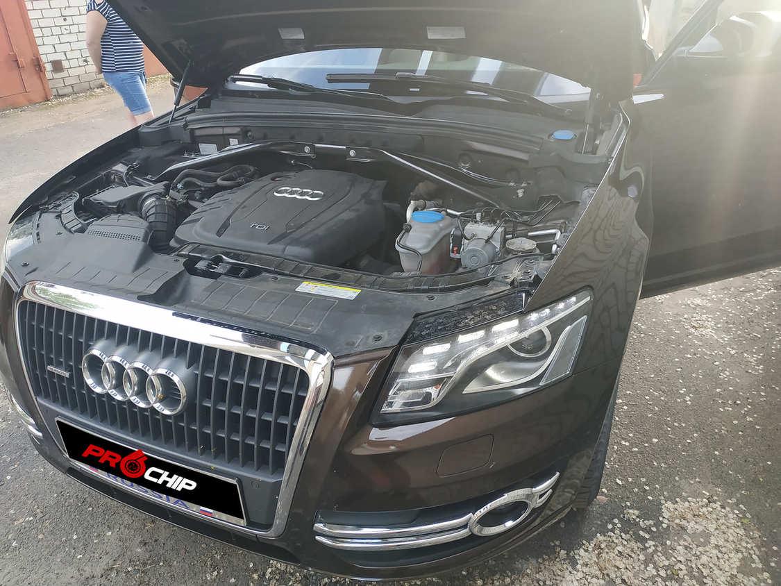 Чип-тюнинг Audi Q5