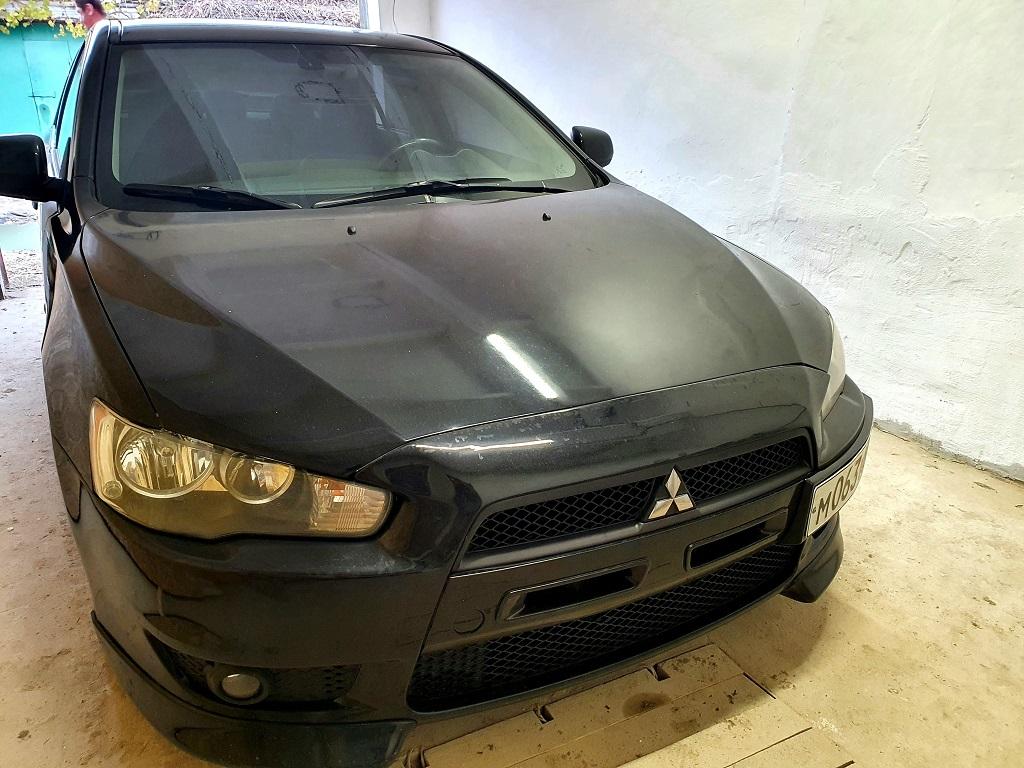 Чип-тюнинг Mitsubishi Lancer 10