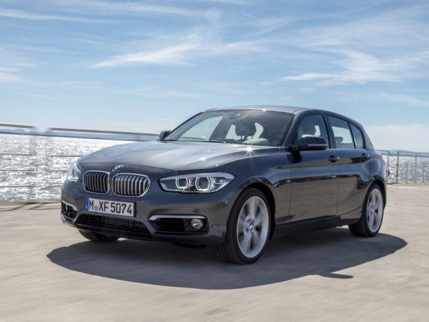 Чип-тюнинг BMW 1-series