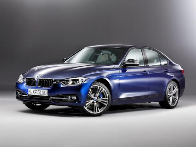 Чип-тюнинг BMW 3-series