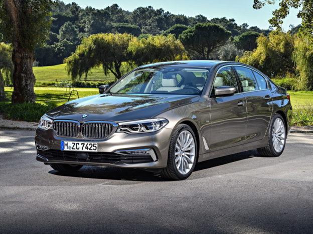 Чип-тюнинг BMW 5-series