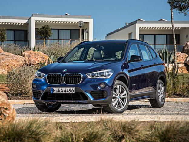 Чип-тюнинг BMW X1