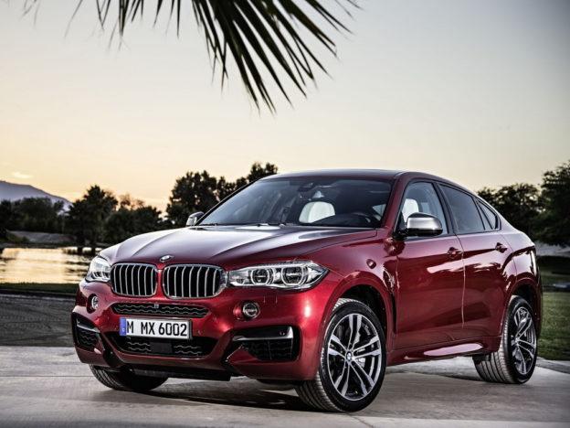 Чип-тюнинг BMW X6