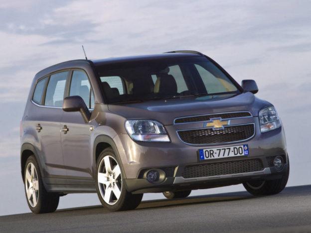 Чип-тюнинг Chevrolet Orlando