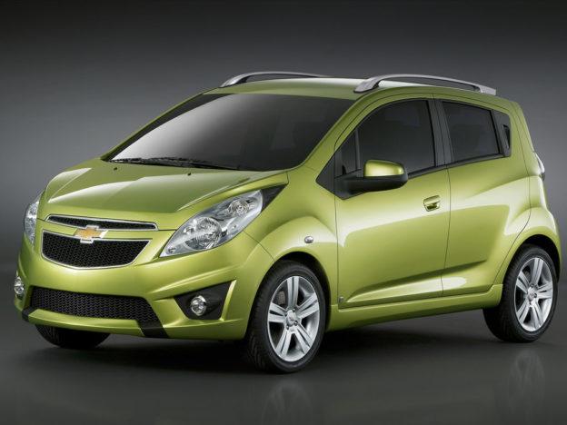Чип-тюнинг Chevrolet Spark