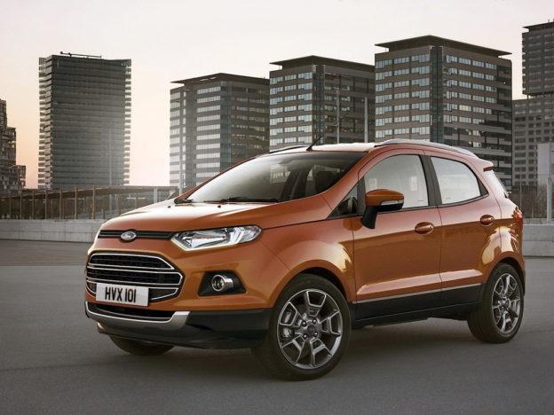 Чип-тюнинг Ford Ecosport