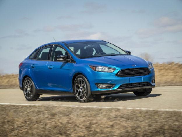 Чип-тюнинг Ford Focus