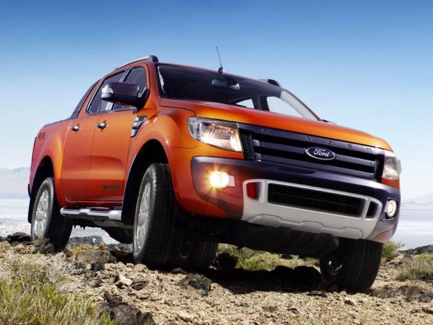 Чип-тюнинг Ford Ranger
