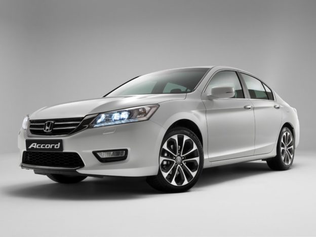 Чип-тюнинг Honda Accord
