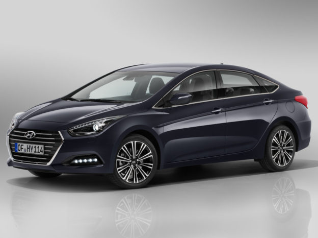 Чип-тюнинг Hyundai i40