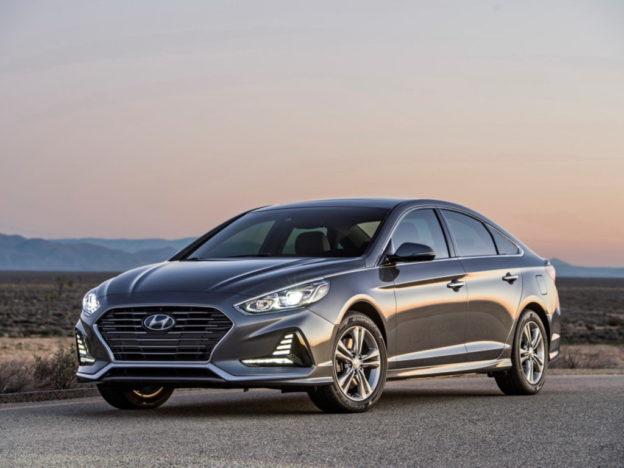Чип-тюнинг Hyundai Sonata