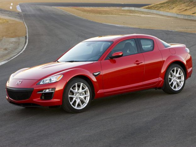 Чип-тюнинг Mazda RX-8