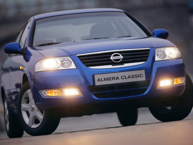 Чип-тюнинг Nissan Almera Classic