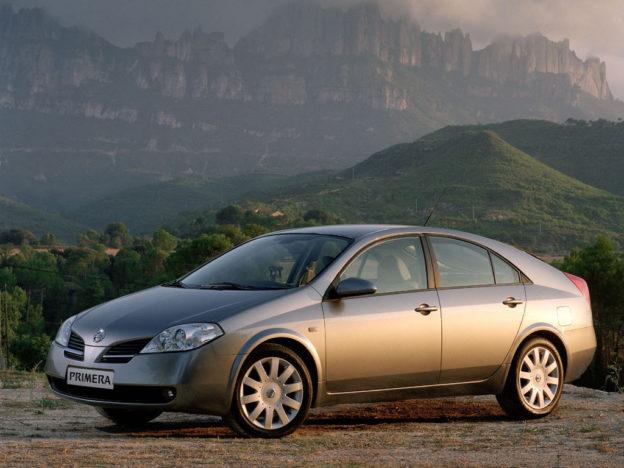 Чип-тюнинг Nissan Primera