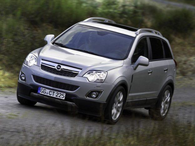 Чип-тюнинг Opel Antara