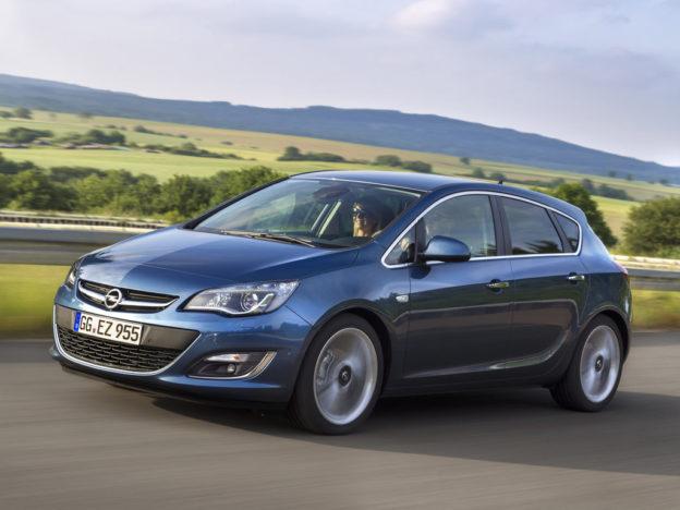Чип-тюнинг Opel Astra