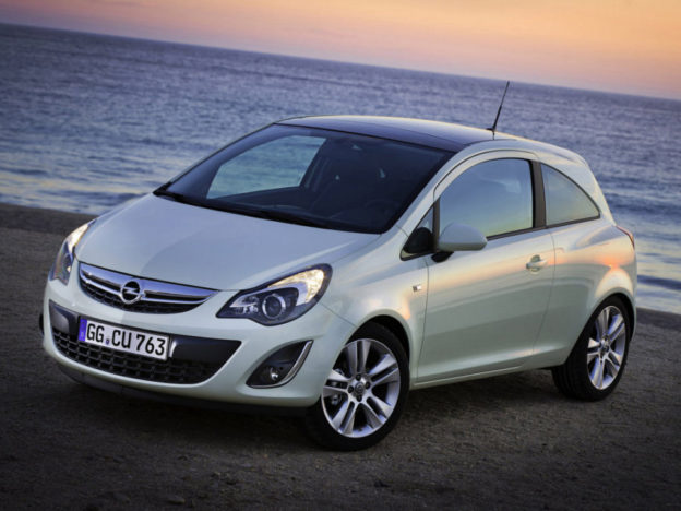 Чип-тюнинг Opel Corsa