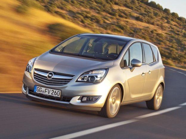 Чип-тюнинг Opel Meriva