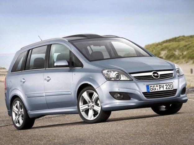 Чип-тюнинг Opel Zafira
