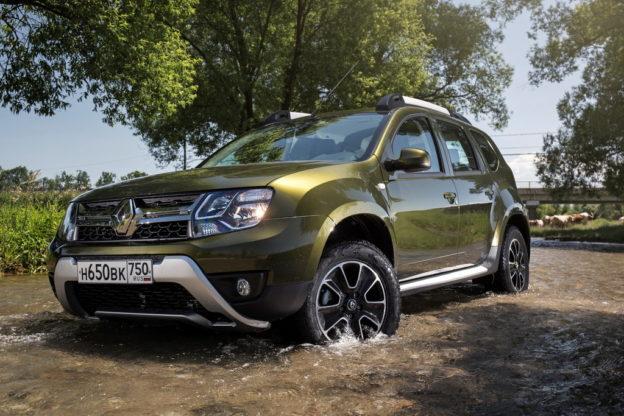 Чип-тюнинг Renault Duster