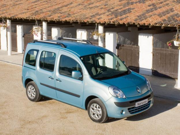 Чип-тюнинг Renault Kangoo