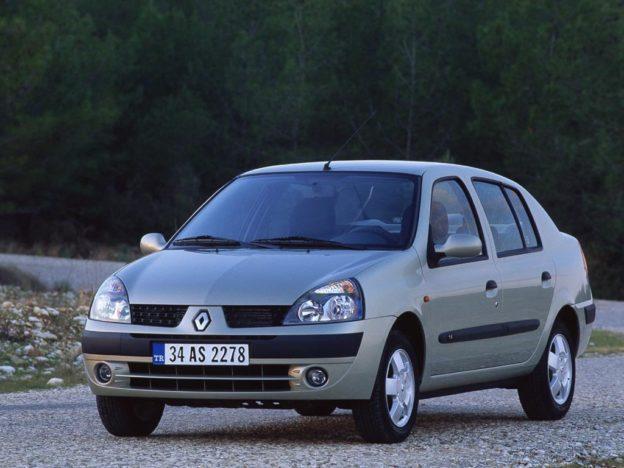 Чип-тюнинг Renault Symbol