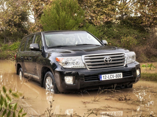 Чип-тюнинг Toyota Land Cruiser