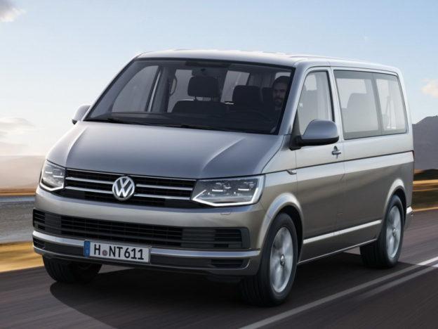 Чип-тюнинг Volkswagen Caravelle