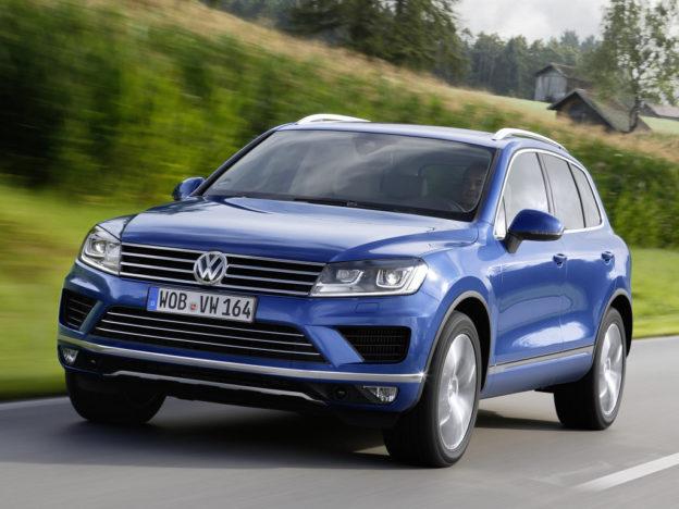 Чип-тюнинг Volkswagen Touareg